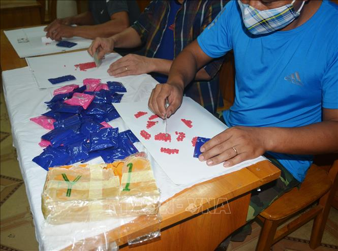 Quảng Bình: Thu giữ gần 9.000 viên ma túy tổng hợp