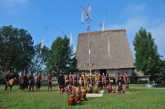 Văn hóa Tây Nguyên giữa lòng Hà Nội