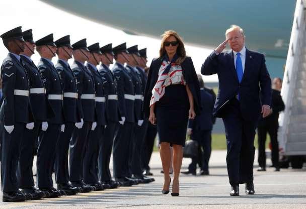 Lãnh đạo Anh – Mỹ điện đàm về tự do thương mại song phương