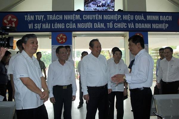 Tỉnh Sơn La cần tiếp tục đẩy mạnh hơn nữa công tác cải cách hành chính