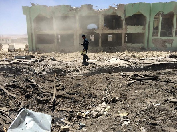Afghanistan: Đánh bom nhằm vào đám cưới, hơn 40 người thương vong