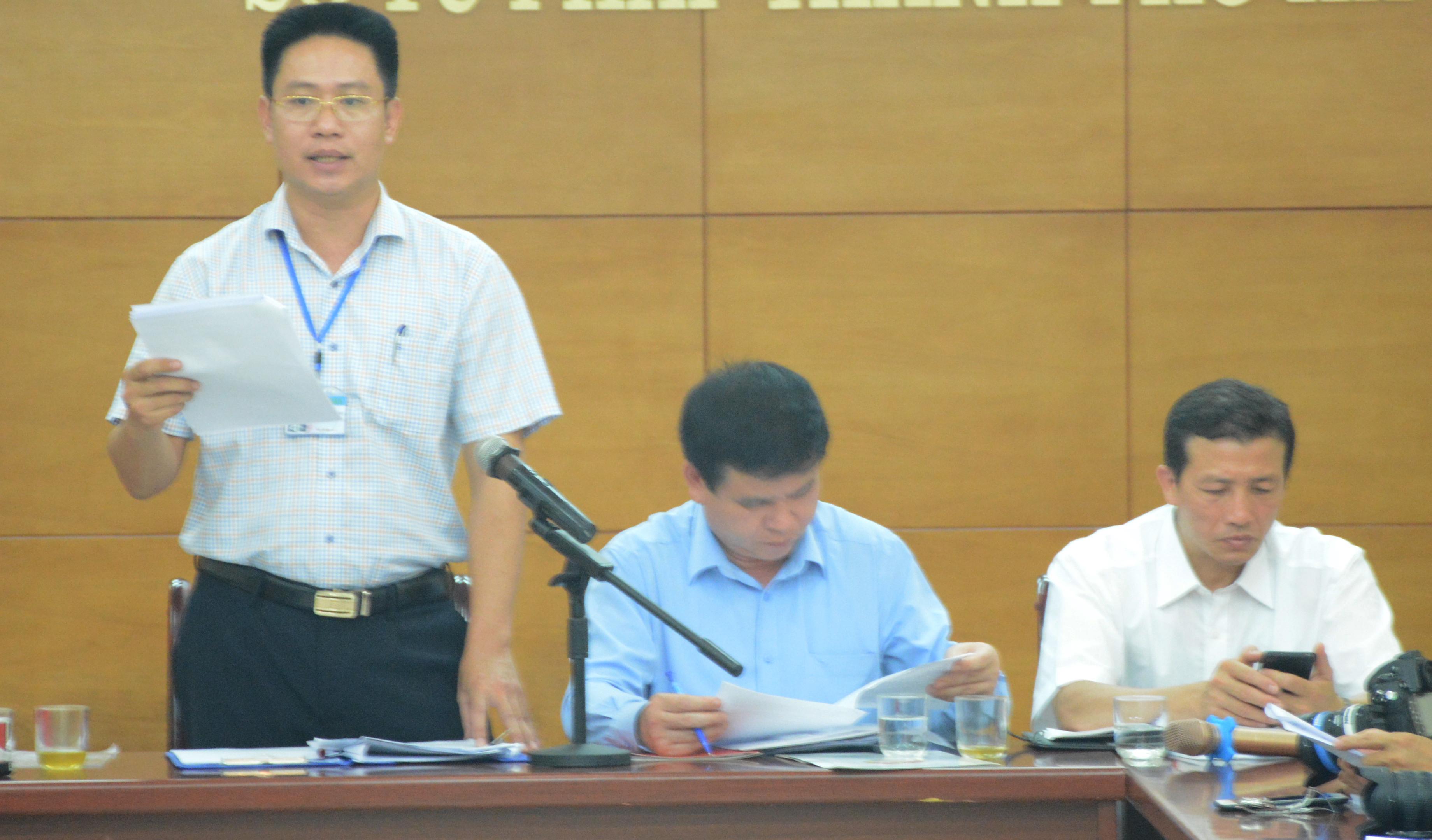 Hà Nội: Các dự án công trình nông nghiệp giải ngân chỉ đạt 25%