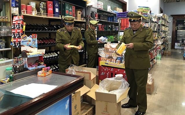 Quảng Ninh tăng cường công tác chống buôn lậu, gian lận thương mại