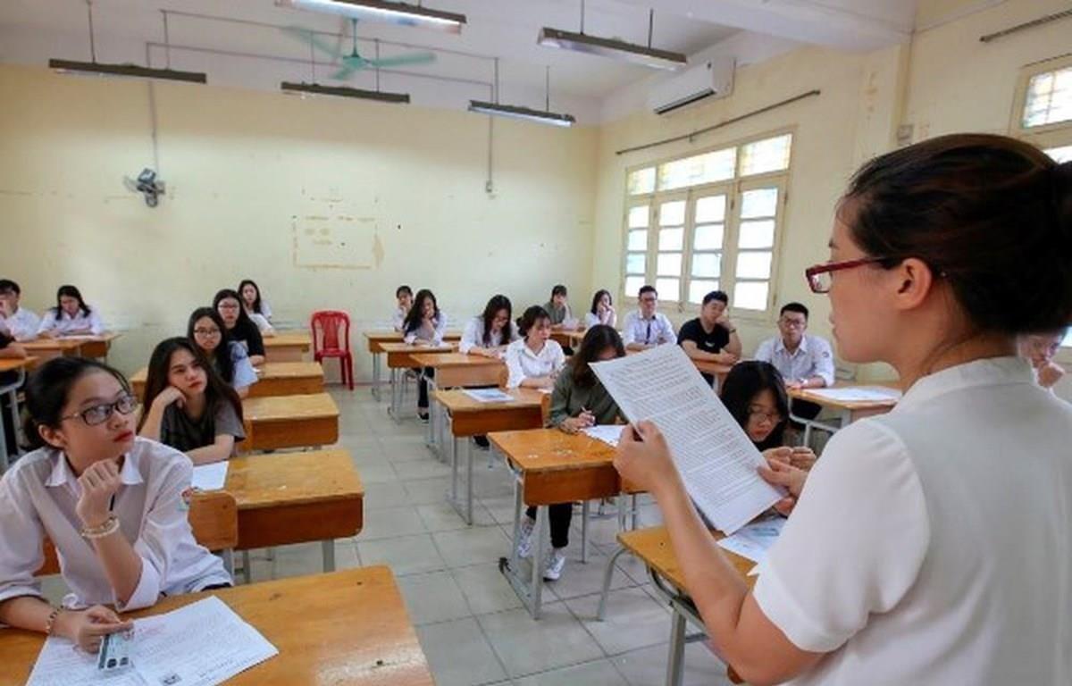 Tỷ lệ tốt nghiệp Trung học phổ thông năm 2019 của cả nước đạt 94,06%