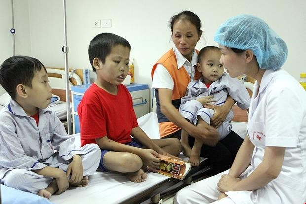 13% dân số Việt Nam mang gen bệnh Thalassemia, cảnh báo hôn nhân cận huyết