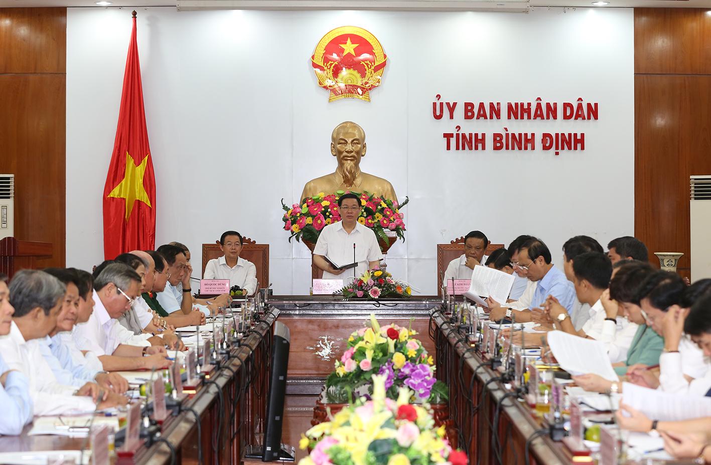 Bình Định cần bắt tay xây dựng Đề án phát triển du lịch