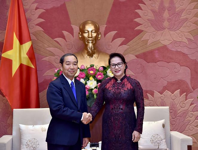 Nâng cao hiệu quả hợp tác giữa Tòa án nhân dân hai nước Việt Nam - Lào