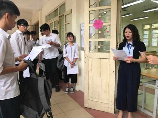 Dự kiến 14/7, công bố điểm thi THPT quốc gia 2019