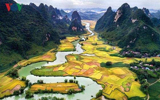 Công viên địa chất Non nước Cao Bằng lọt tốp 50 địa điểm tham quan tốt nhất thế giới
