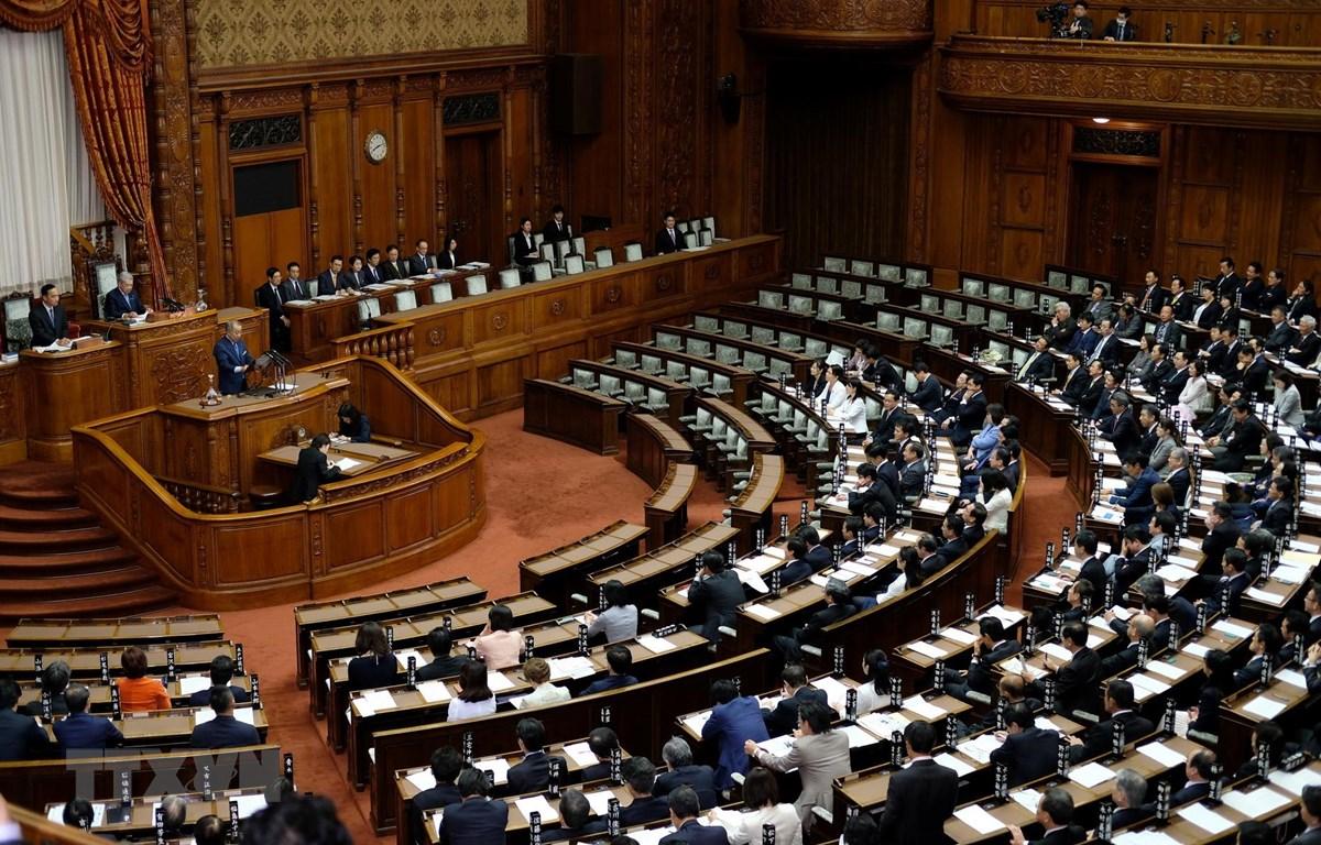 Cử tri Nhật Bản bắt đầu bỏ phiếu bầu cử Thượng viện