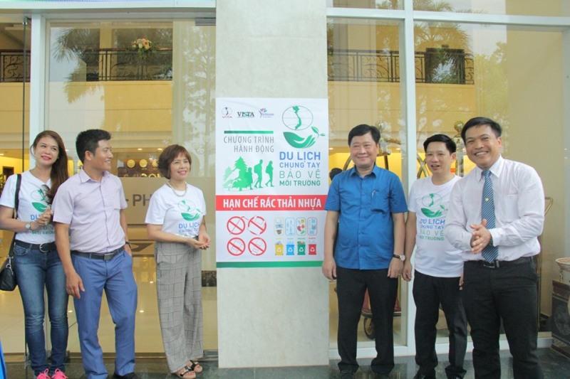 Du lịch chung tay bảo vệ môi trường, hạn chế rác thải nhựa