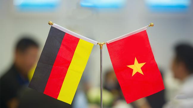 [Infographics] Đức, đối tác thương mại hàng đầu của Việt Nam tại châu Âu