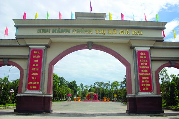 Thị xã Giá Rai vững bước trên con đường hội nhập