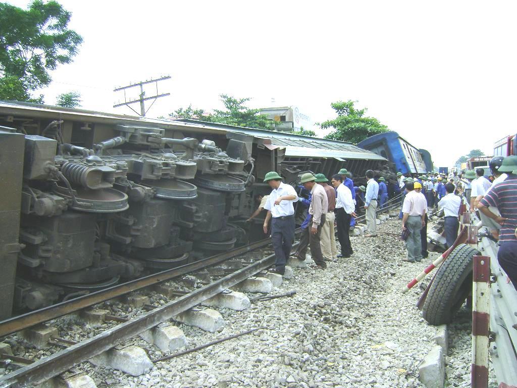 Hà Nam: Báo động nguy cơ tai nạn đường sắt