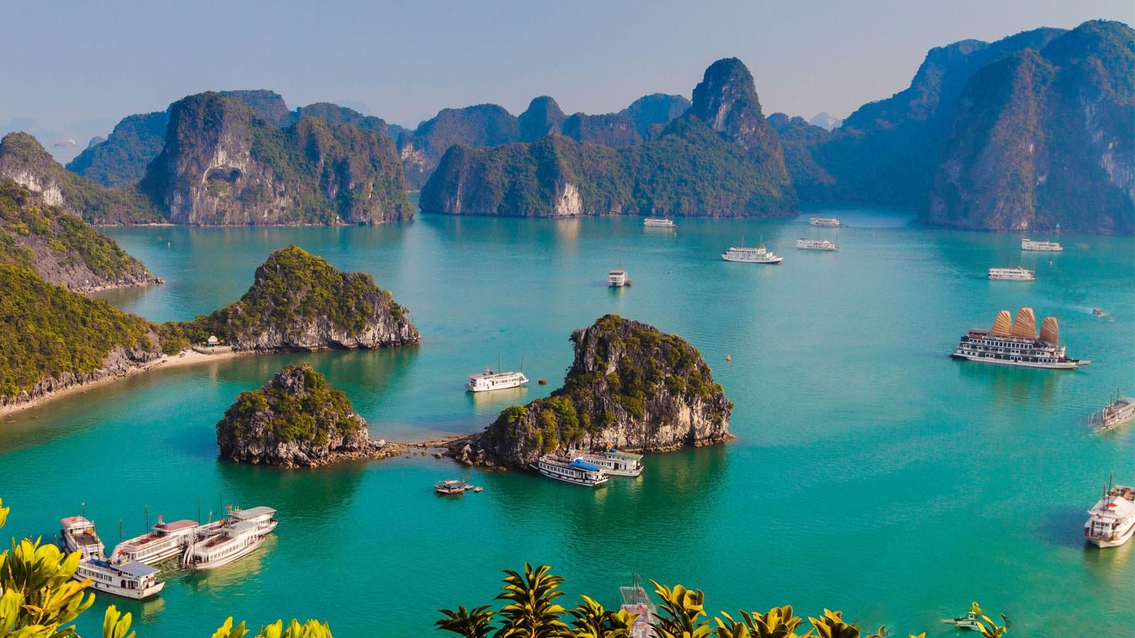 Việt Nam nằm trong năm địa điểm du lịch yêu thích của người Nhật Bản