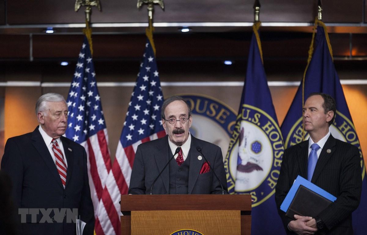 Hạ viện Mỹ: Hành động của Trung Quốc vi phạm chủ quyền của Việt Nam