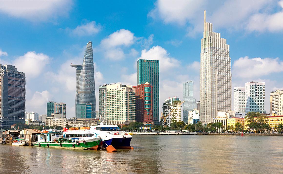 Bất động sản TP Hồ Chí Minh tiếp tục tăng trưởng