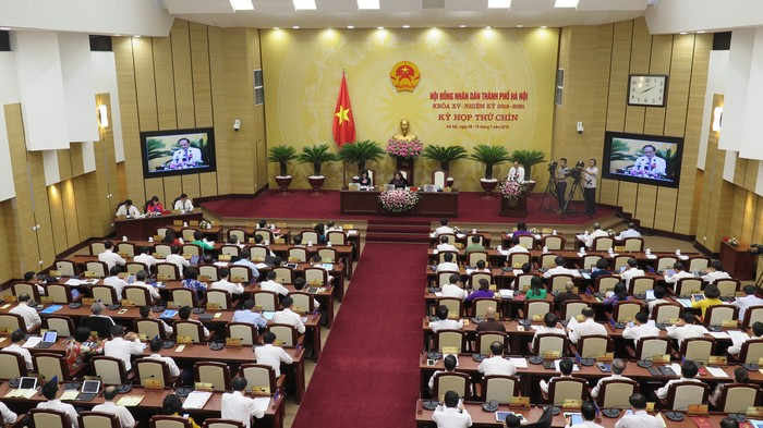 HĐND TP. Hà Nội khuyến khích đại biểu tranh luận