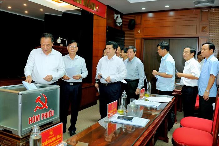 Tỉnh ủy Hải Dương quán triệt Chỉ thị 35-CT/TW của Bộ Chính trị