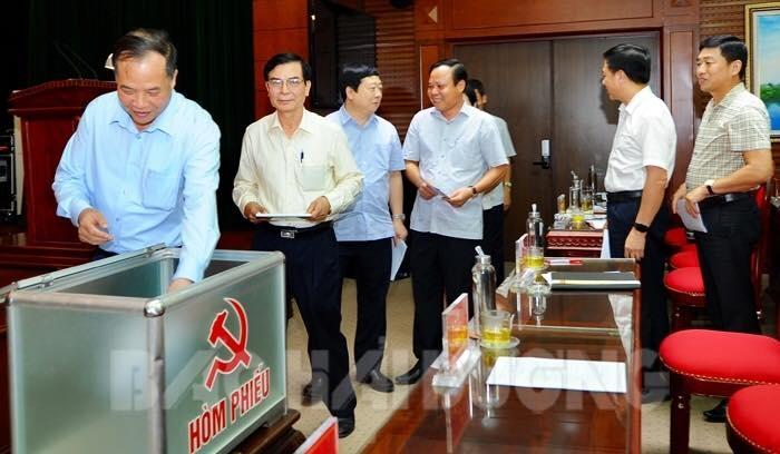 Hải Dương thành lập 3 Tiểu ban chuẩn bị Đại hội Đảng bộ tỉnh lần thứ XVII