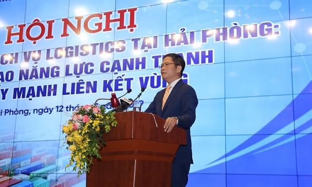 Logistics là nội lực quan trọng cho tăng trưởng kinh tế