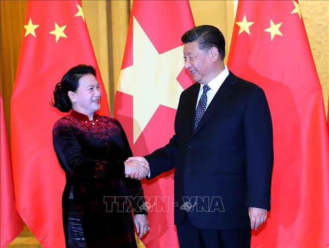 Xây dựng quan hệ hữu nghị Việt - Trung phát triển bền vững