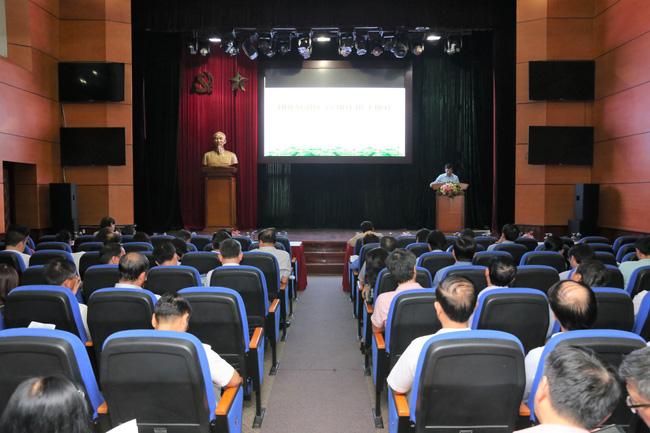 Bộ VHTTDL quán triệt, triển khai kết quả Hội nghị Trung ương 10 khóa XII