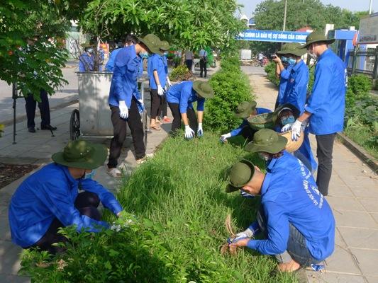 Hưng Yên tuyên truyền giảm thiểu rác thải nhựa