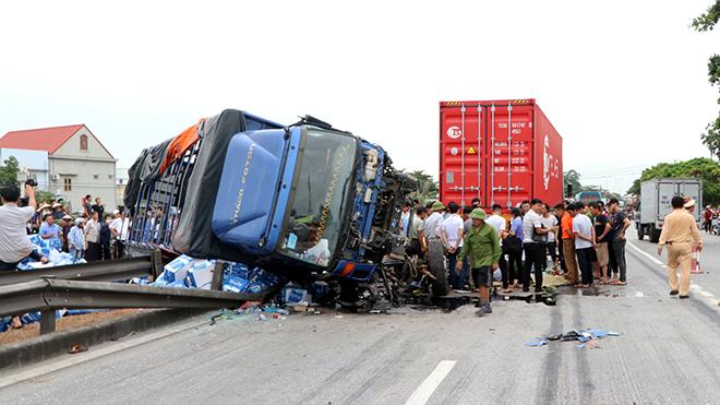 Thủ tướng chỉ đạo khắc phục hậu quả tai nạn giao thông tại Hải Dương