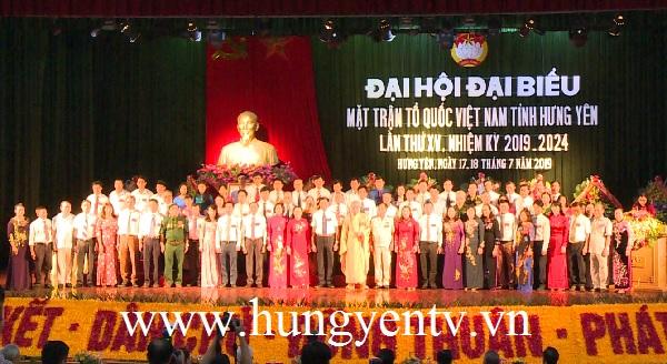 Nhiều địa phương tổ chức thành công Đại hội đại biểu Mặt trận Tổ quốc
