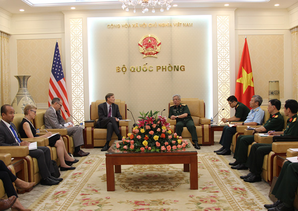 Thúc đẩy hợp tác trong khắc phục hậu quả chất độc hóa học giữa Việt Nam – Hoa Kỳ