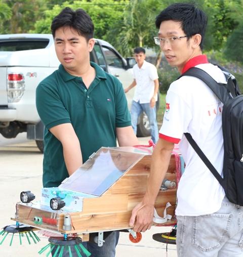 Nhiều sản phẩm sáng tạo tại Hội thi Tin học trẻ toàn quốc lần thứ XXV
