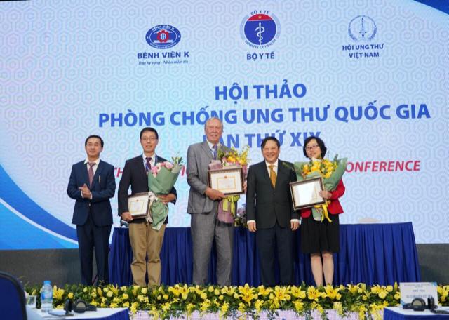 Tỉ lệ mắc ung thư của Việt Nam không cao nhưng tỉ lệ tử vong tương đối lớn