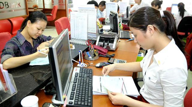 Lãi suất giao dịch bình quân liên ngân hàng bằng VND tăng ở các kỳ hạn chủ chốt