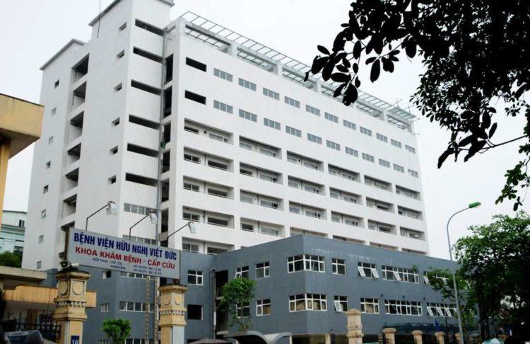 Khám, tư vấn miễn phí bệnh lý sỏi tiết niệu và u tuyến tiền liệt tại Bệnh viện Hữu nghị Việt Đức
