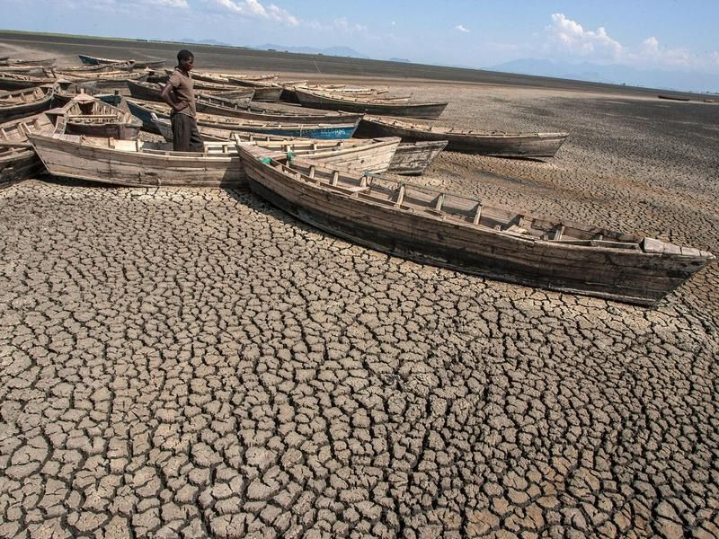 Nhiệt độ Trái đất cao chưa từng có trong 2.000 năm qua
