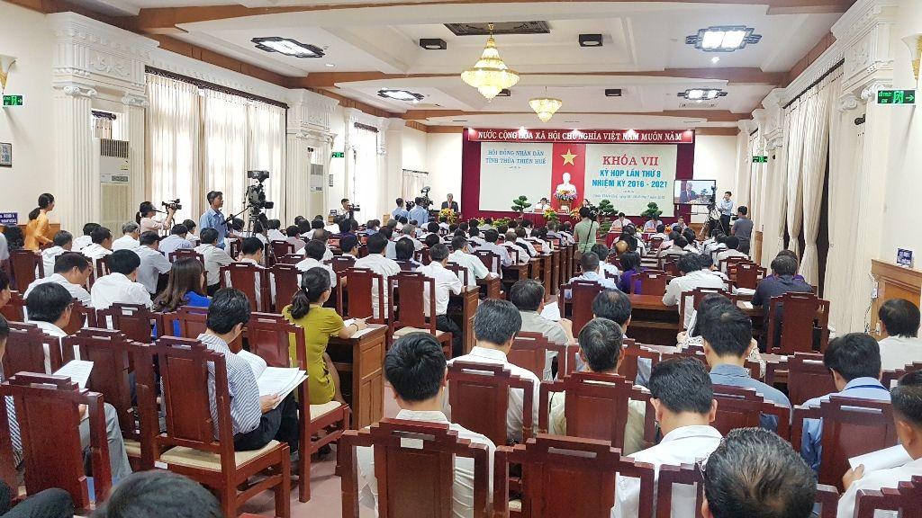 Thừa Thiên Huế không tăng học phí năm học mới