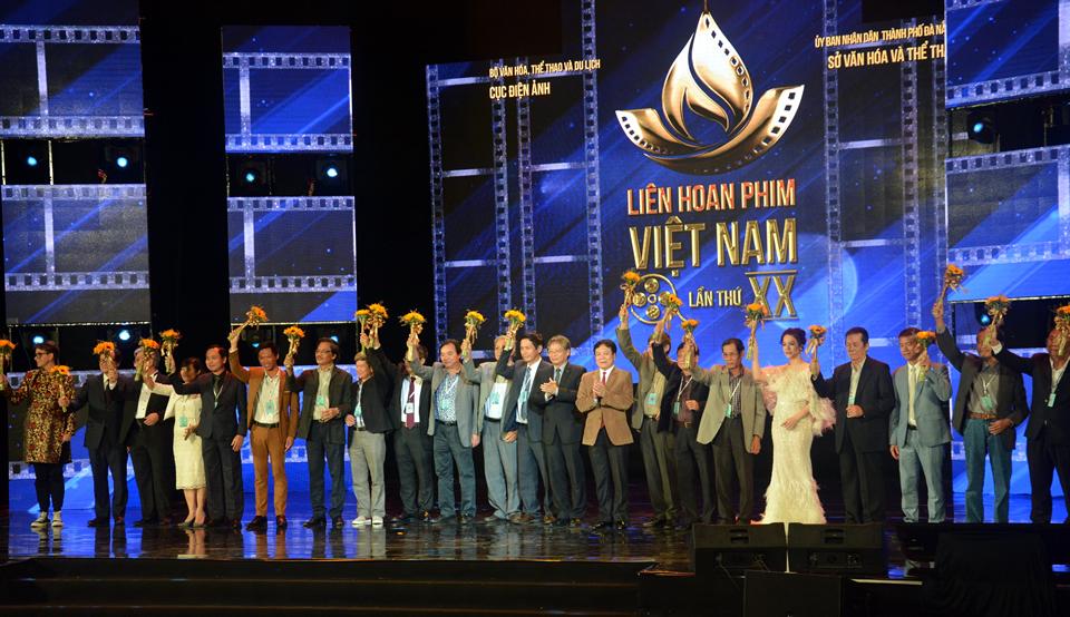 Liên hoan phim Việt Nam lần thứ 21 sẽ diễn ra tại Vũng Tàu