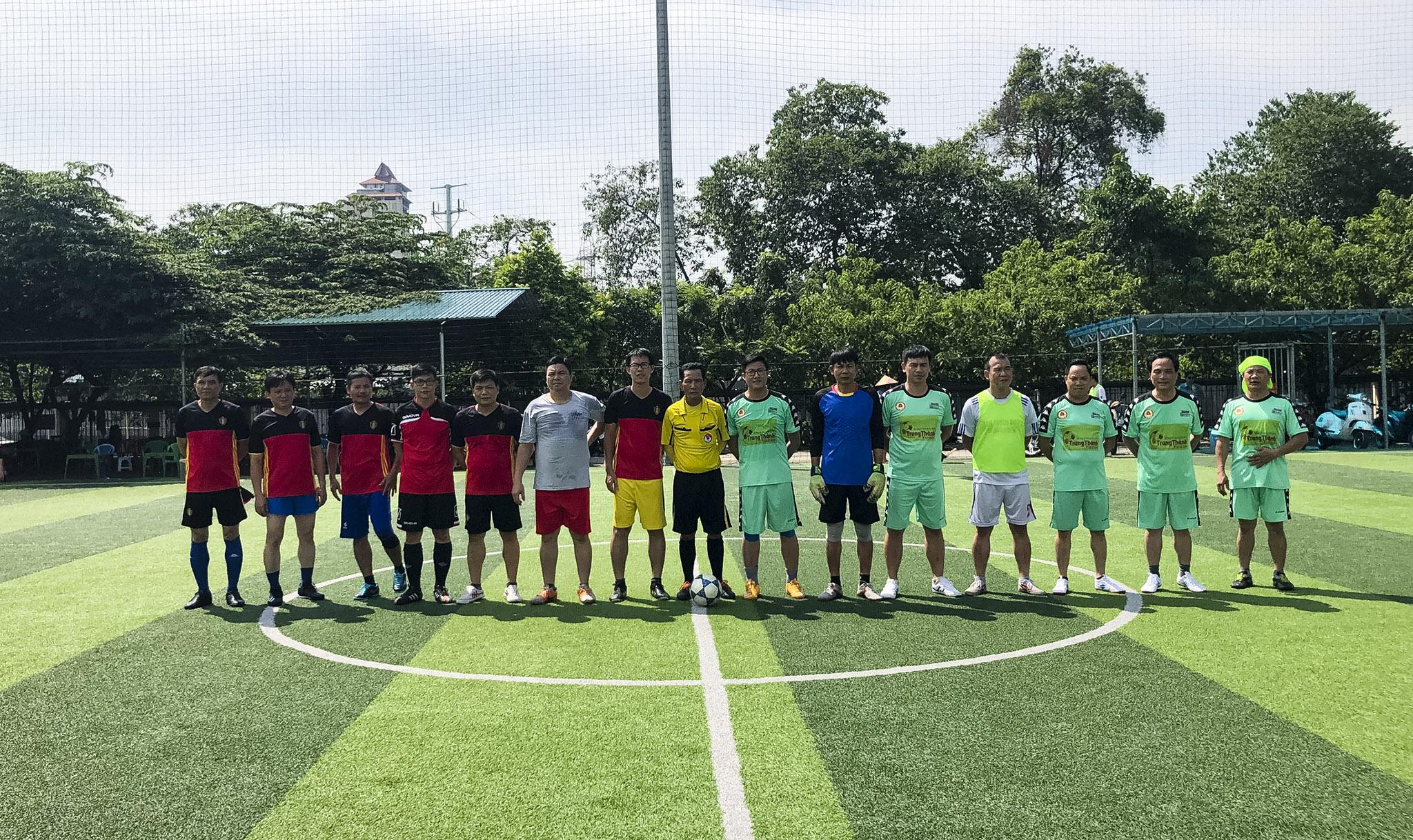 Giải bóng đá chào mừng 89 năm Ngày truyền thống ngành Tuyên giáo