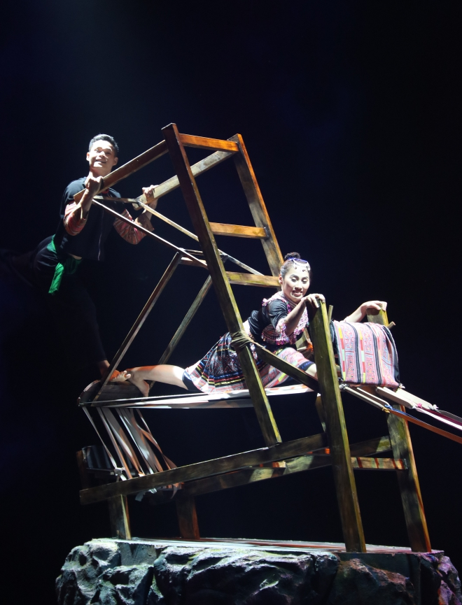 Khai mạc Cuộc thi Tài năng Biên đạo múa toàn quốc 2019