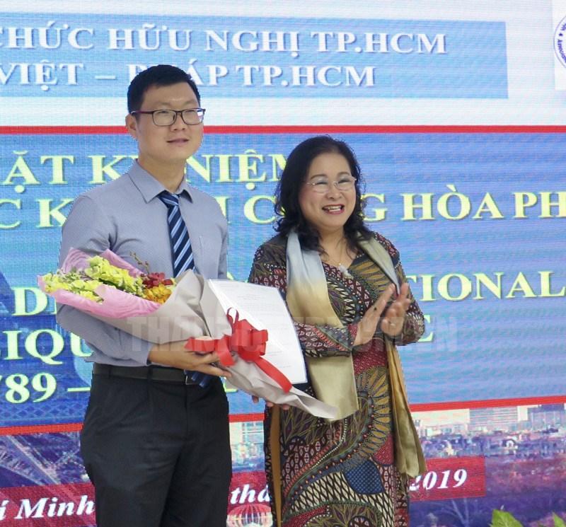 Thúc đẩy hợp tác giữa TP.Hồ Chí Minh và các địa phương của Pháp
