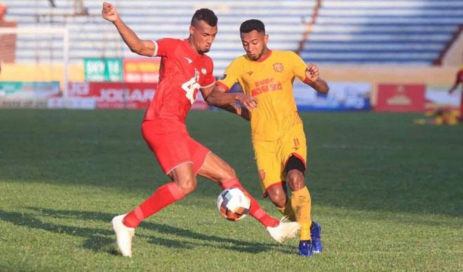 V.League 2019: Đánh bại Viettel, Câu lạc bộ Dược Nam Hà Nam Định áp sát top 4
