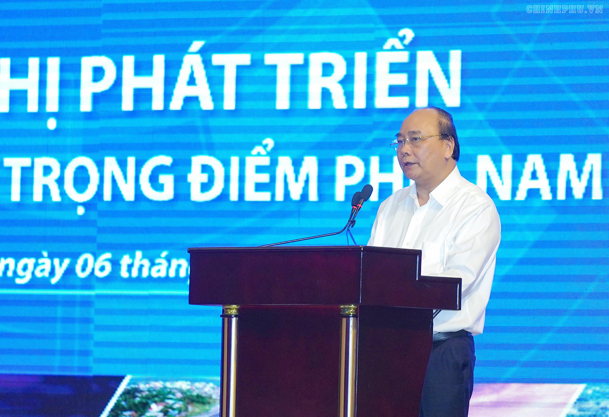 Thúc đẩy tăng trưởng và phát triển bền vững Vùng kinh tế trọng điểm phía Nam