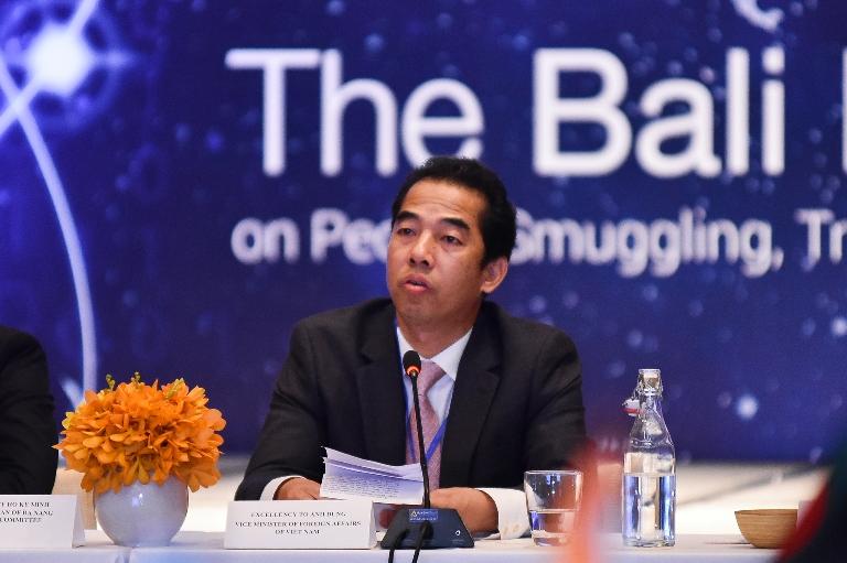 Việt Nam là thành viên tích cực và có trách nhiệm của Tiến trình Bali