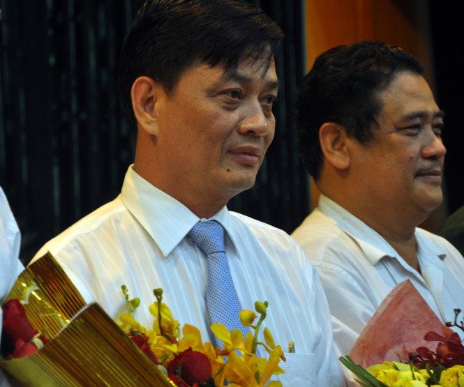 Đồng chí Nguyễn Thành Long được giao quyền Chủ tịch UBND tỉnh Bà Rịa-Vũng Tàu
