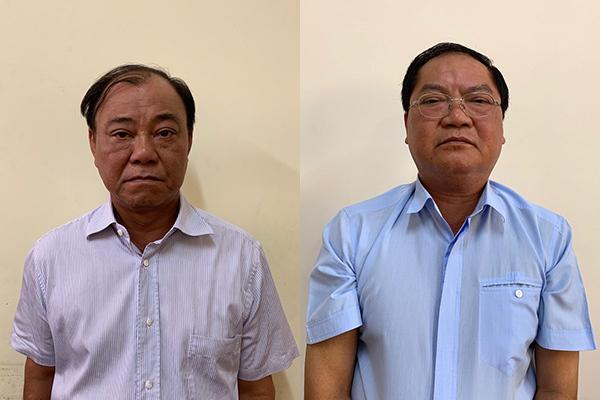 Bắt nguyên Tổng giám đốc Tổng Công ty Nông nghiệp Sài Gòn  Lê Tấn Hùng