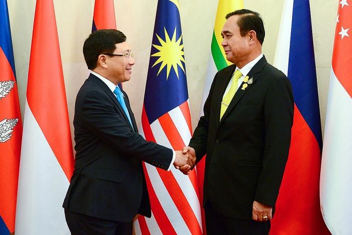ASEAN đang ngày càng phát triển lớn mạnh  🎥