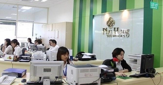 UPCoM chào đón cổ phiếu công ty chứng khoán thứ 9