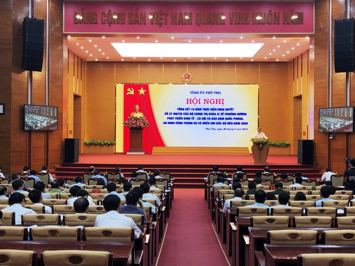 Nghị quyết 37 làm thay đổi đời sống kinh tế - xã hội Phú Thọ