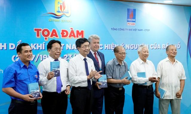 Ngành dầu khí Việt Nam qua 60 năm thực hiện ý nguyện của Bác Hồ